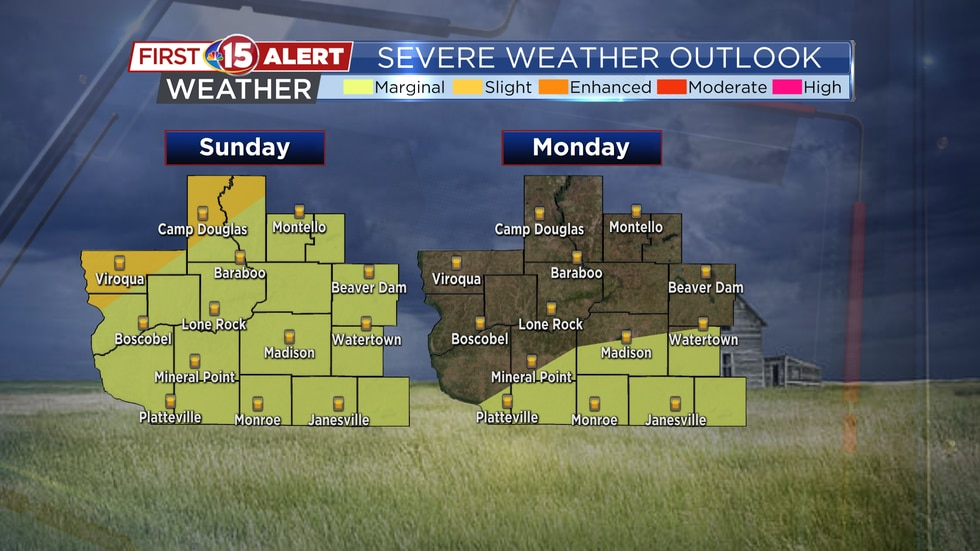 Severe Weather Outlooks