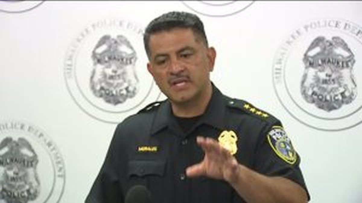 Milwaukee Police Chief Alfonso Morales (Souce: Fox6)