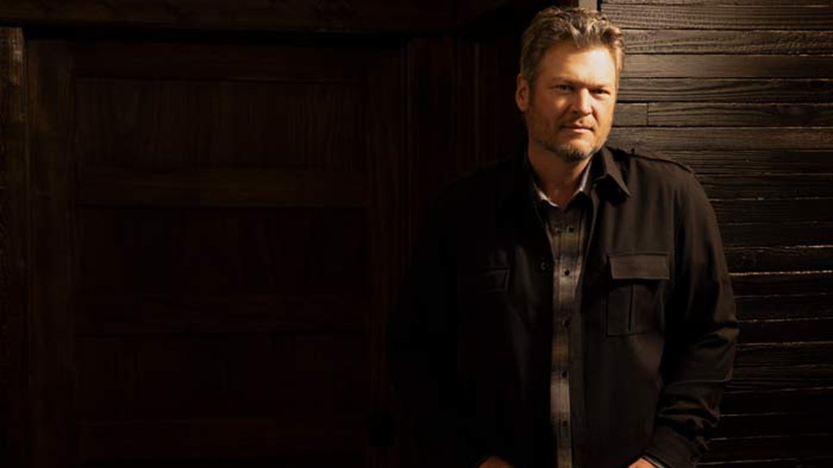 """Country superstar Blake Shelton brings his """"Friends and Heroes 2021"""" tour to the North..."""