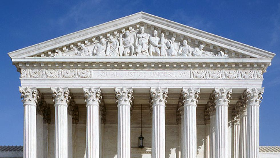 Supreme Court being evacuated for bomb threat
