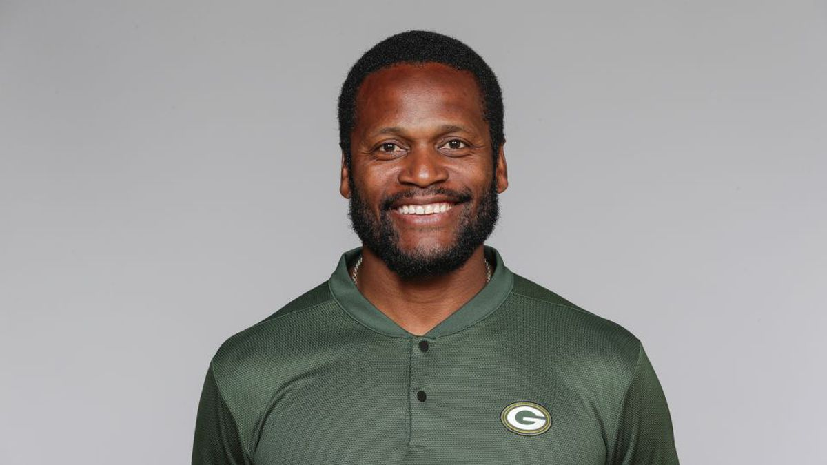 This is a 2019 photo of Alvis Whitted of the Green Bay Packers NFL football team. This image reflects the Green Bay Packers active roster as of Monday, June 10, 2019 when this image was taken. (AP Photo)