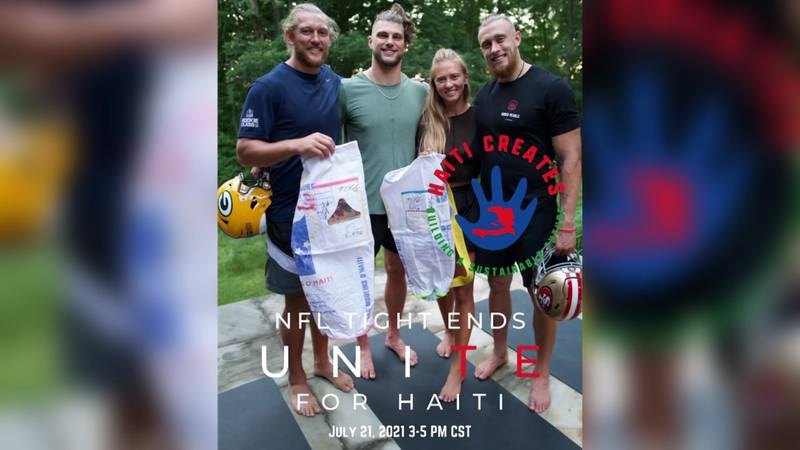 The money will go to SPARE, a Haitian nonprofit which focuses on educating and feeding kids in...