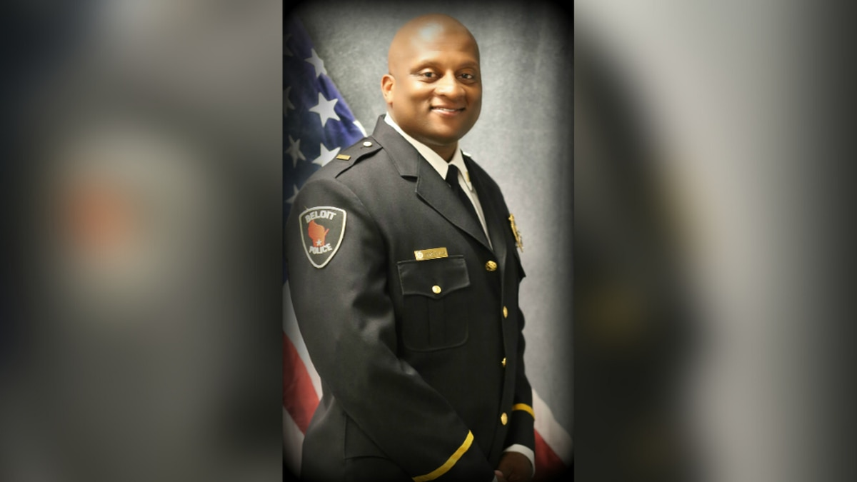 The Beloit Police & Fire Commission appointed Capt. Andre Sayles as Beloit police chief...