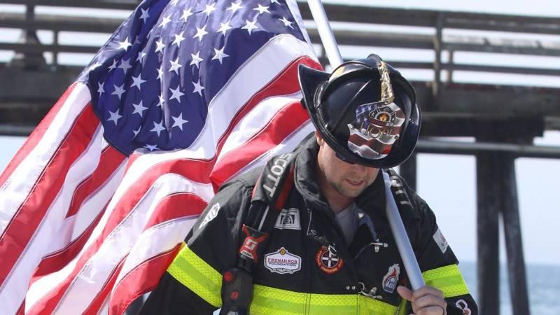 Madison Firefighter/EMT Rob Verhelst