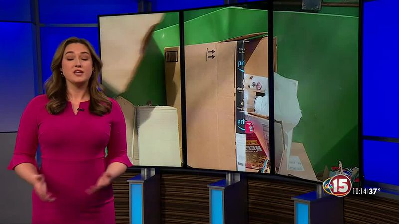 Recycling dos and don'ts: What can go in that green bin