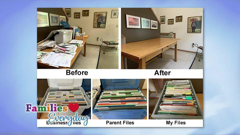 Office Organizing Tips