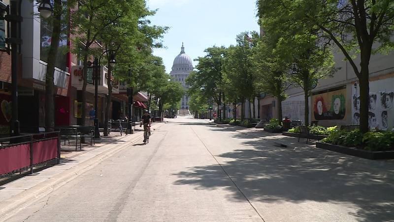 State St. Downtown Madison