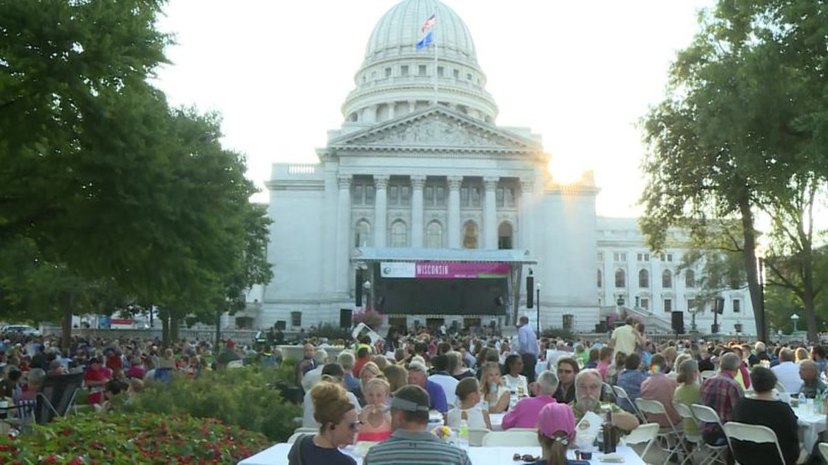 Concerts on the Square officially kicked off Wednesday.