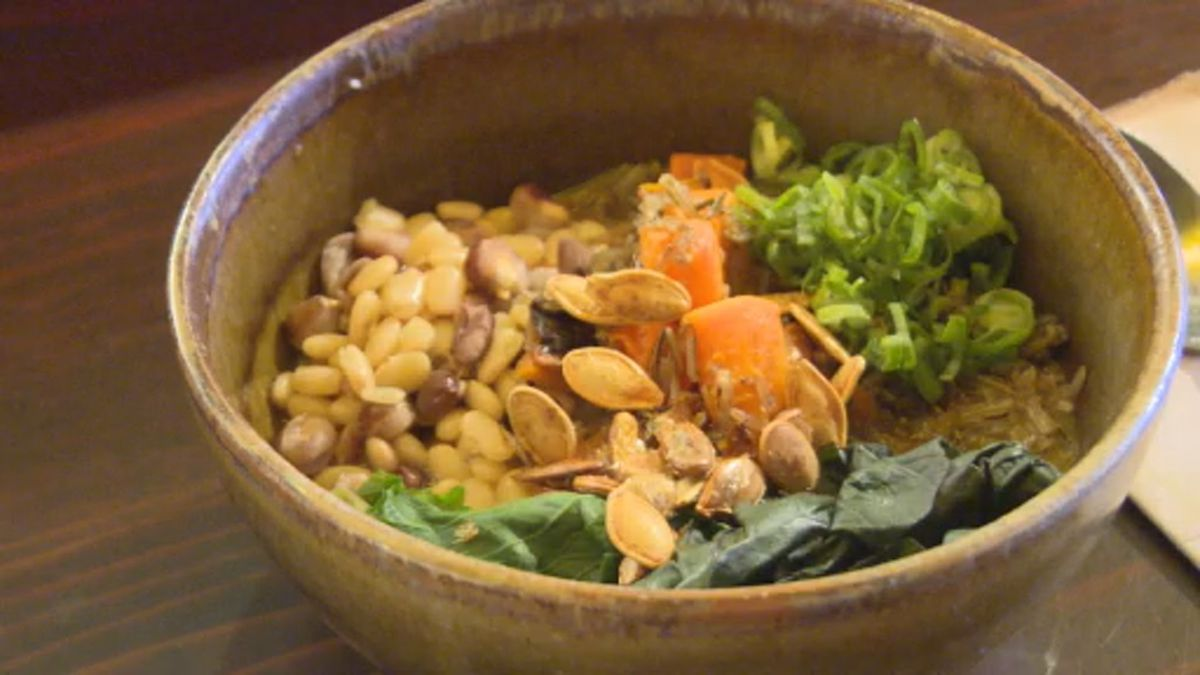 Morris Ramen is one local restaurant partnering with Cook It Forward.