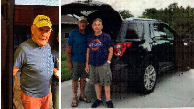 73-year-old IN. man is missing