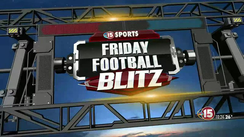 Friday Football Blitz: Mineral Point defeats River Valley
