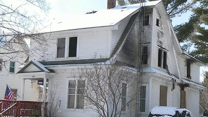 Two people were killed in house fire on Saturday, January 23, 2021, in the Village of Blue River.