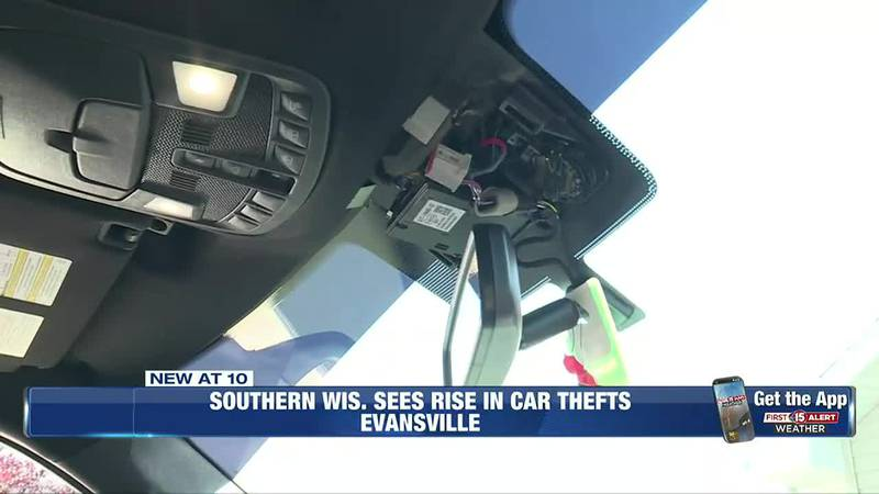 Car thieves bounce from city to city, police across southern Wis. say