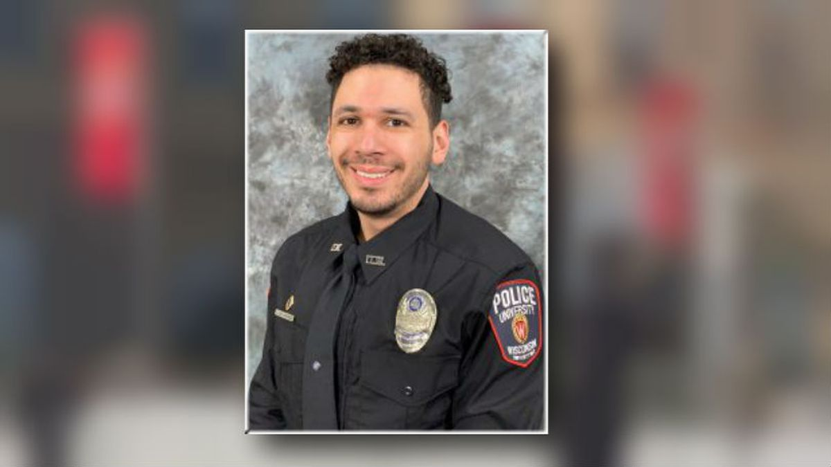 Lema Hernandez is named the new UWPD Downtown Liaison Police Officer. (Source: UWPD)