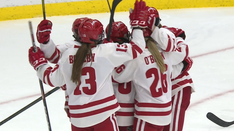 The Wisconsin women's hockey program will have their series against Minnesota Duluth televised...