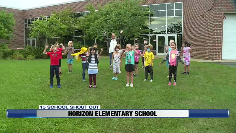 This NBC15 School Shout Out comes from Horizon Elementary School in Sun Prairie.