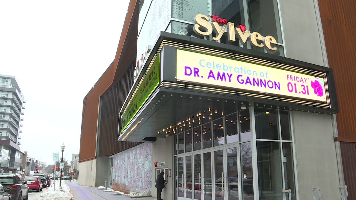 The Sylvee hosted Amy Gannon's public memorial Friday evening.