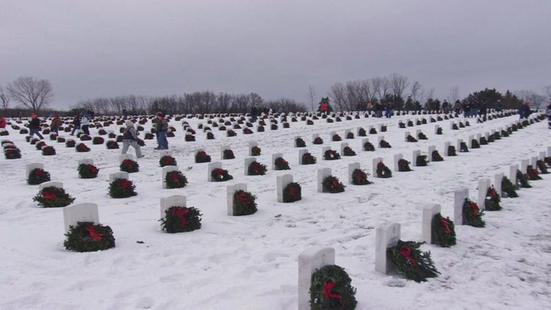 2019 Wreath laying ceremony at King