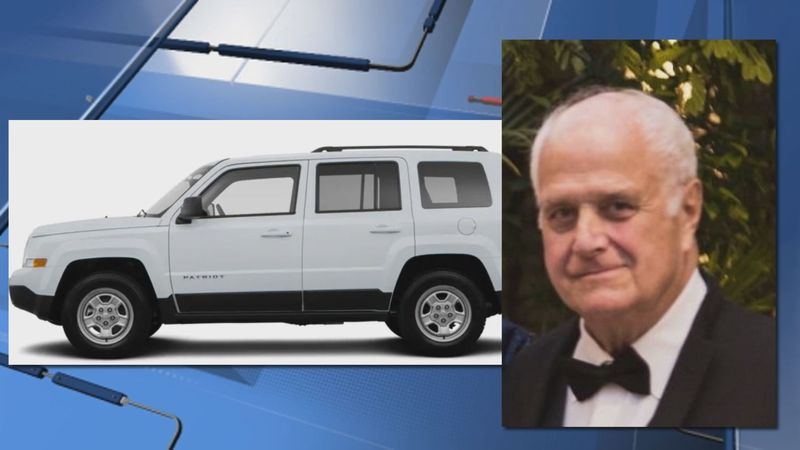 Silver Alert issued for missing Madison man.