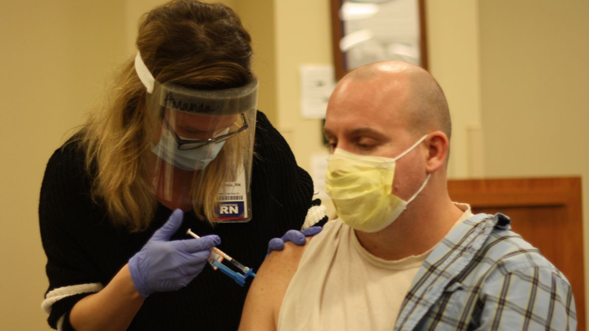 SSM Health begins administering Pfizer's COVID-19 vaccine after receiving their first shipment...