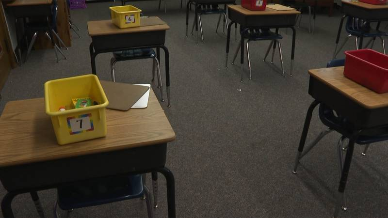 Vermont is expanding COVID surveillance testing in schools to include students.