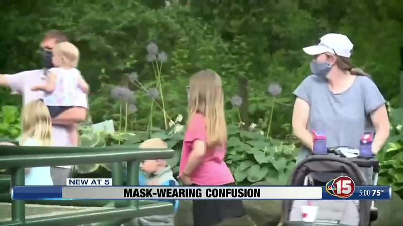 Wisconsinites experience mask confusion over new CDC guidance