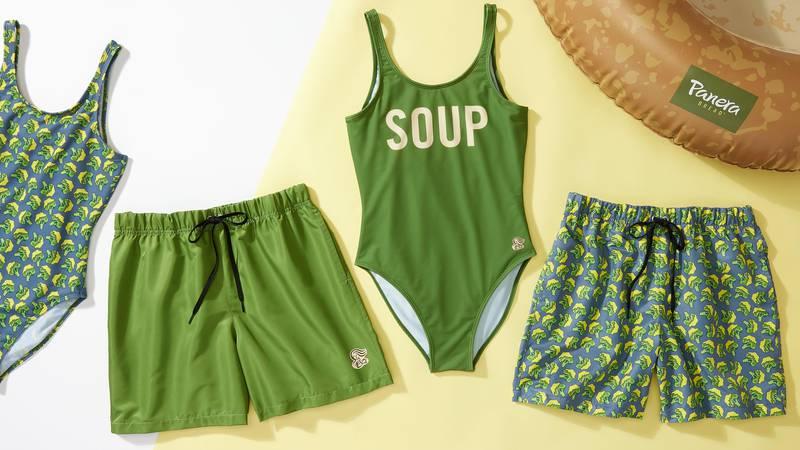 Panera's Swim Soup Collection