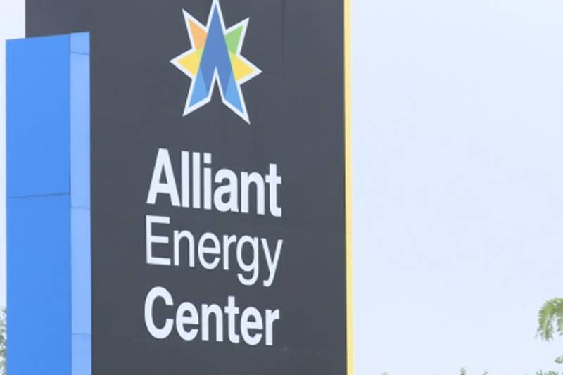 A new, temporary vaccine is set to open in the Alliant Energy Center parking lot on Oct. 12,...