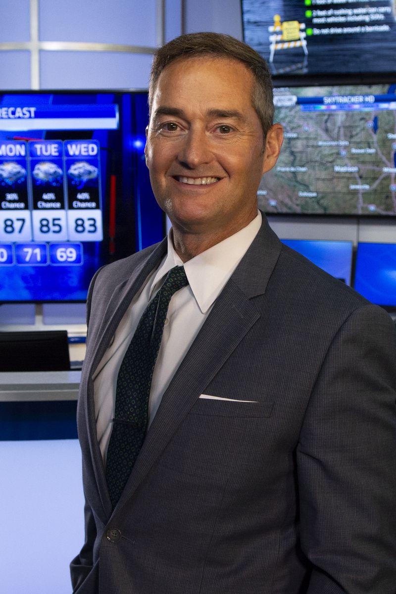 Headshot of Charlie Shortino, Chief Meteorologist/The Morning Show
