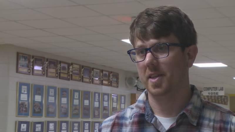 Eric Mumm, Lancaster High School, Teacher of the Year
