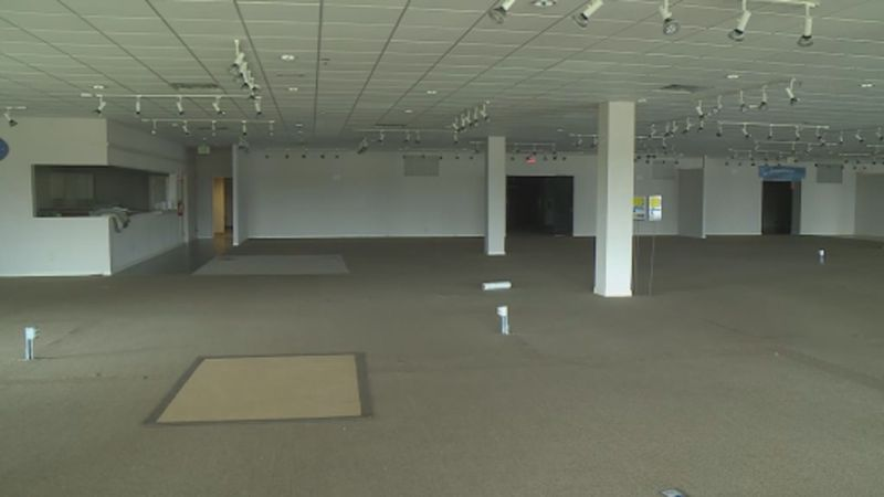 Chef Dave Heide is raising money to transform the space into Little John's, a new,...