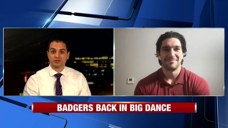 George Balekji and Josh Schafer breakdown Wisconsin's matchup with UNC for the 2021 tournament.