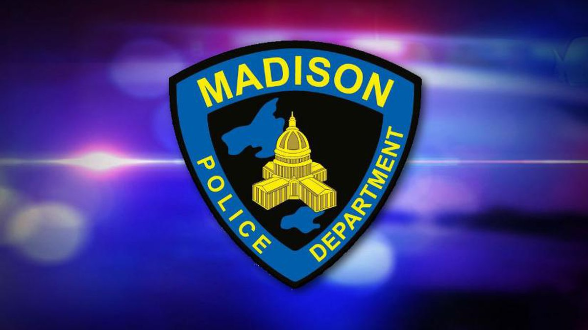 The Madison Police Department is searching for a suspect in a residential burglary that...