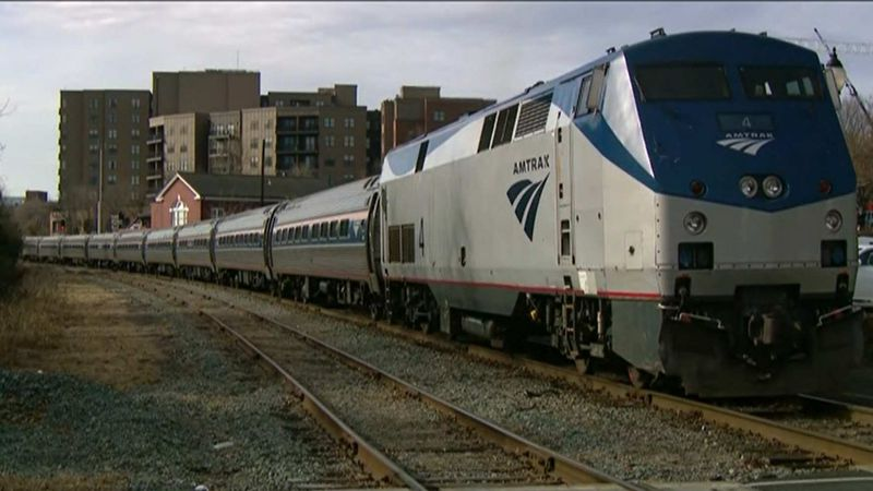 Amtrak claimed if the bill is approved by Congress, it will be able to explain service and to...