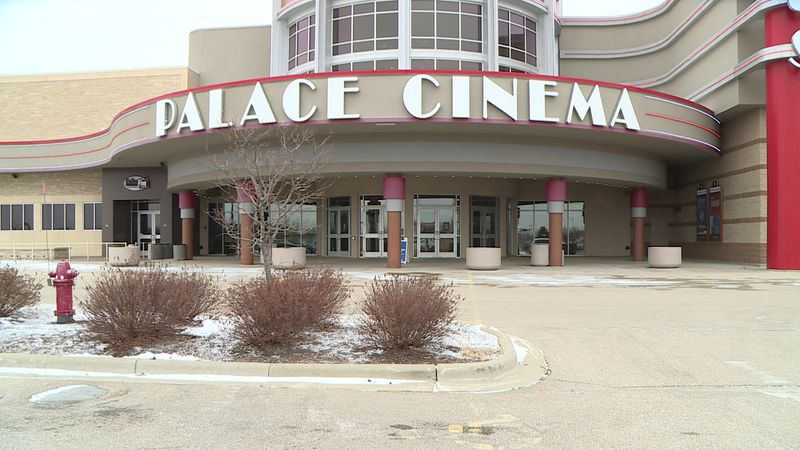 Marcus Theatres reopen in Dane Co. as patrons hope to catch a flick during the holiday