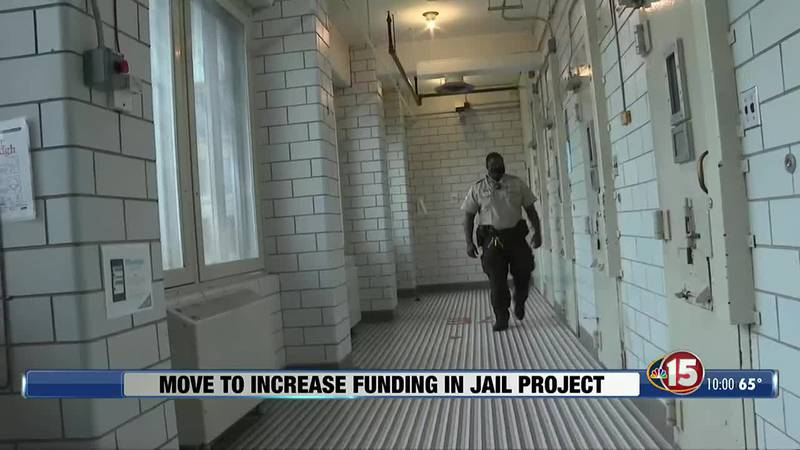 Move to increase jail project