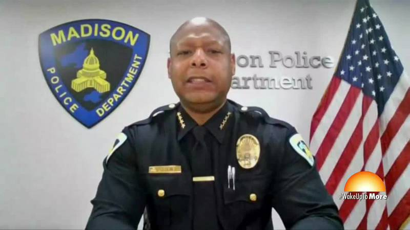 Madison police chief speaks out on gun violence