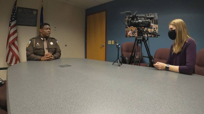 Dane County Sheriff Kalvin Barrett discusses use of force and the banning of chokeholds