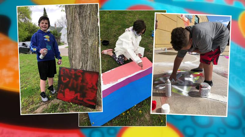 Madison non-profit connecting kids affected by incarceration to art grows