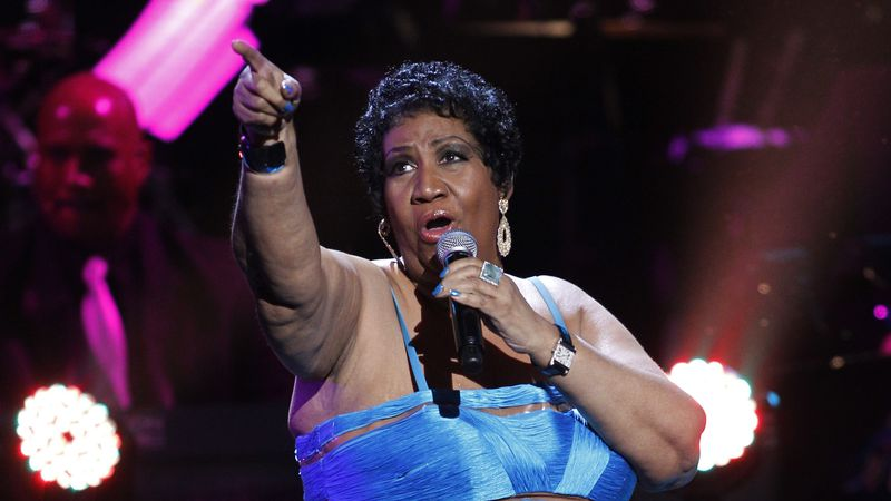 President Donald Trump has signed a law that names a post office for Aretha Franklin, who died...