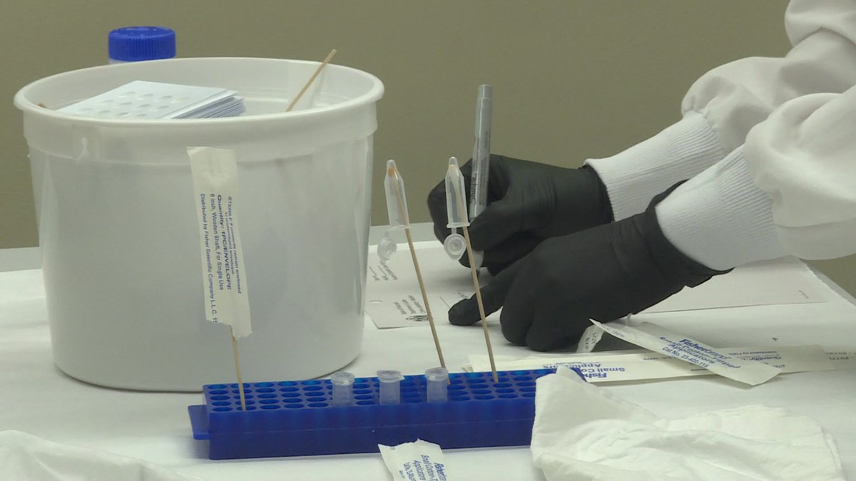 Forensic scientists in Wisconsin are using new DNA technology called Strmix to better analyze...