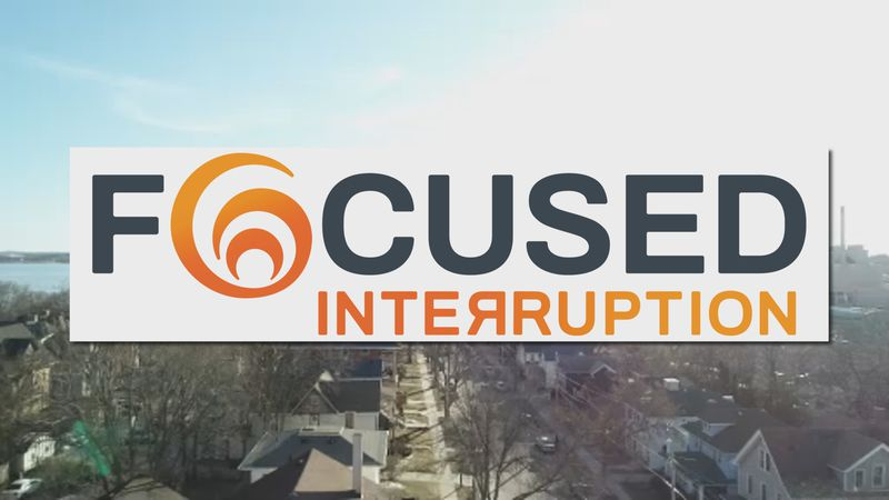 Focused Interruption works with victims and perpetrators of gun violence in Dane County.