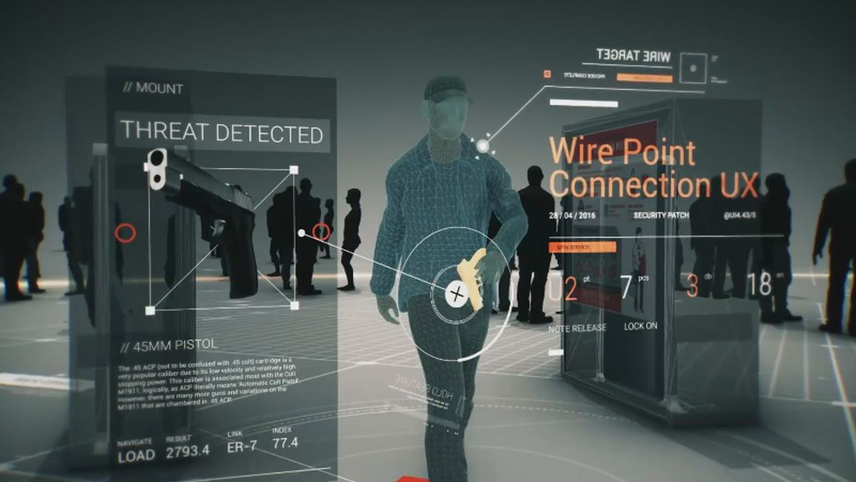 UW-Madison and Liberty Defense, Ltd. are collaborating to beta test new weapons detection technology at large-scale campus events. Courtesy: Liberty Defense, Ltd.