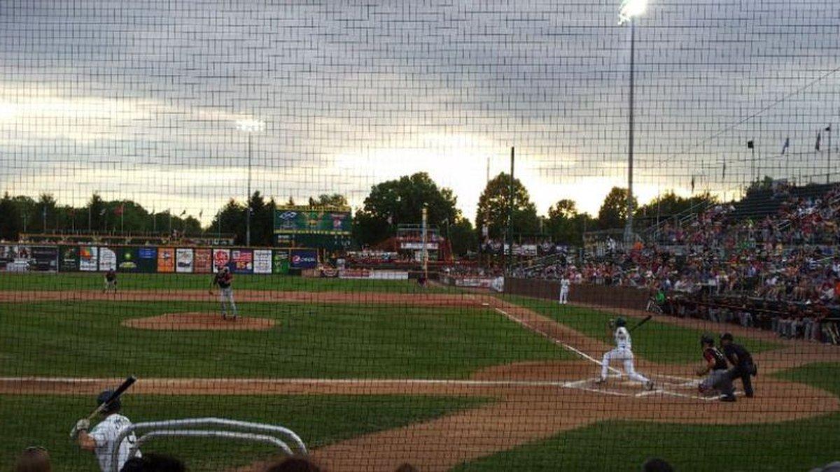 The Duck Pond stadium (Source: WMTV)