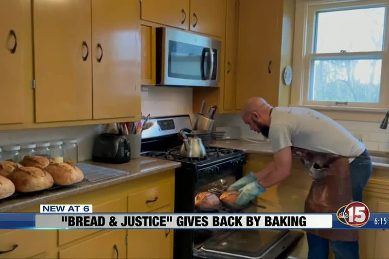 Bread & Justice bakes sourdough for a better tomorrow