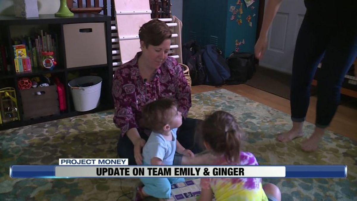 Team Emily and Ginger (Source: WMTV)