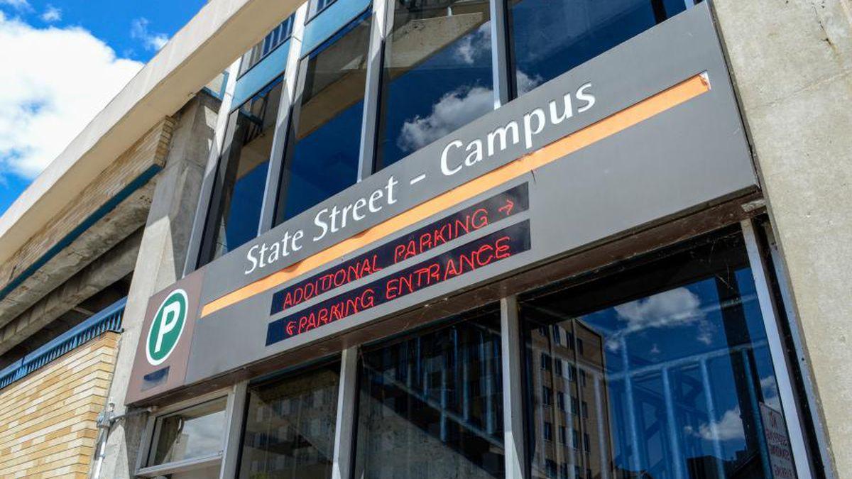 Madison's State Street - Campus Parking Garage