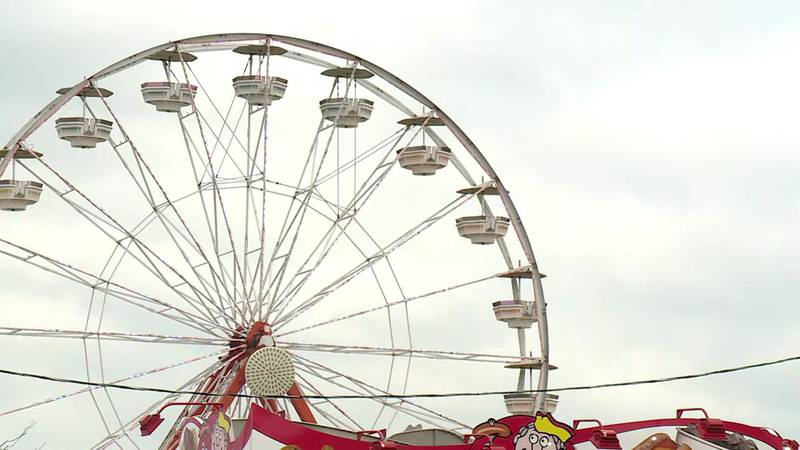 The Dane County Fair will close earlier and those under 18 will need an adult with them to...