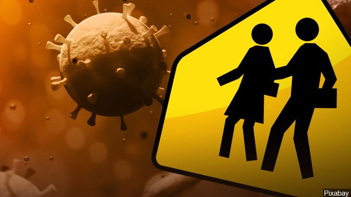 Schools and coronavirus