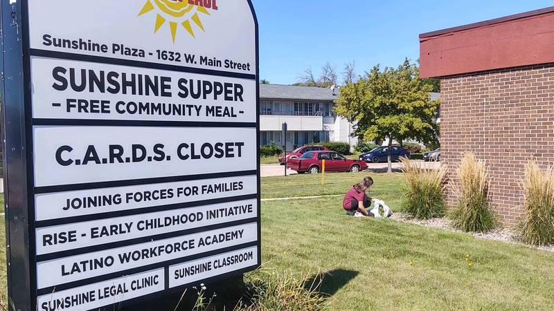 Sun Prairie - Sunshine Place Celebrates Expansion with Ribbon Cutting and Outreach Event